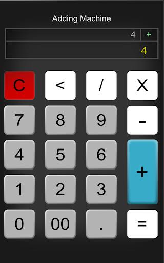 adding machine app for pc