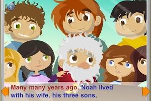 Screenshot of Noah's Ark StoryChimes FREE