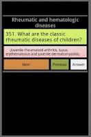 Screenshot of Pediatrics in short questions