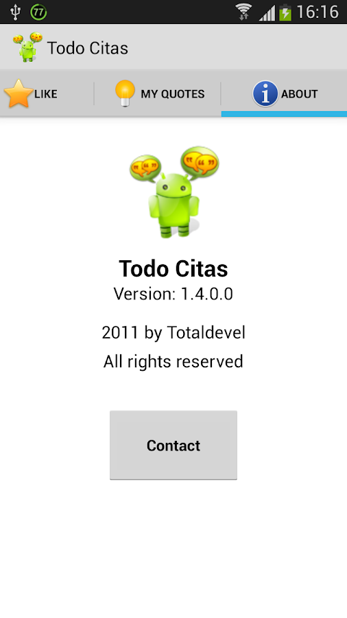 Todo Citas (Free)- screenshot