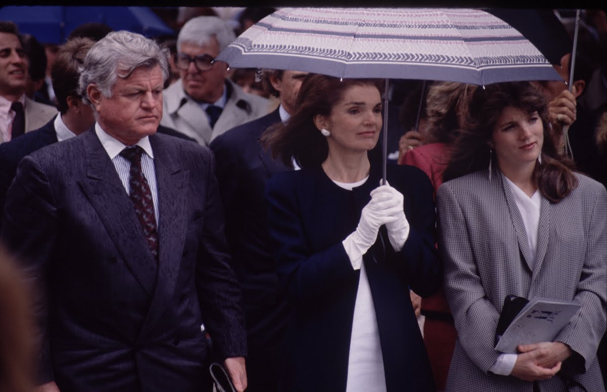 Kennedy Family 1988-