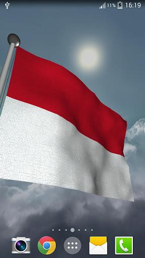 Indonesia Flag - LWP