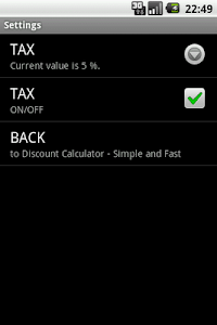 Discount Calculator - Simple screenshot 4