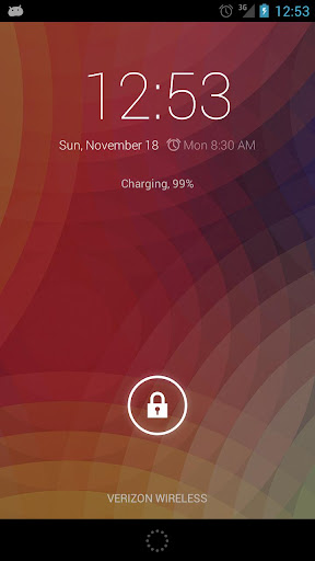 Fixed 4.2 Clock Widget Donate Apk v1.2.1