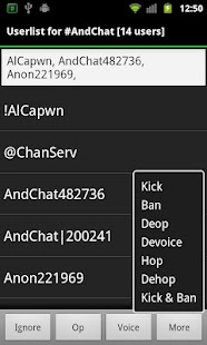 AndChat (Donate) - screenshot thumbnail