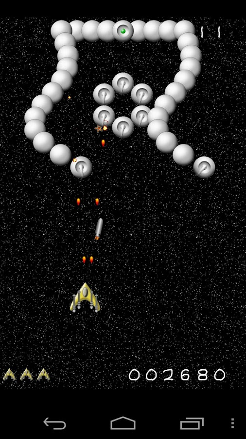 Super Star Fighter Free - screenshot