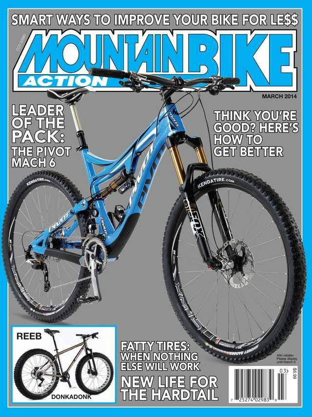 Mountain Bike Action Magazine- screenshot