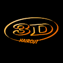 3D Haircut icon