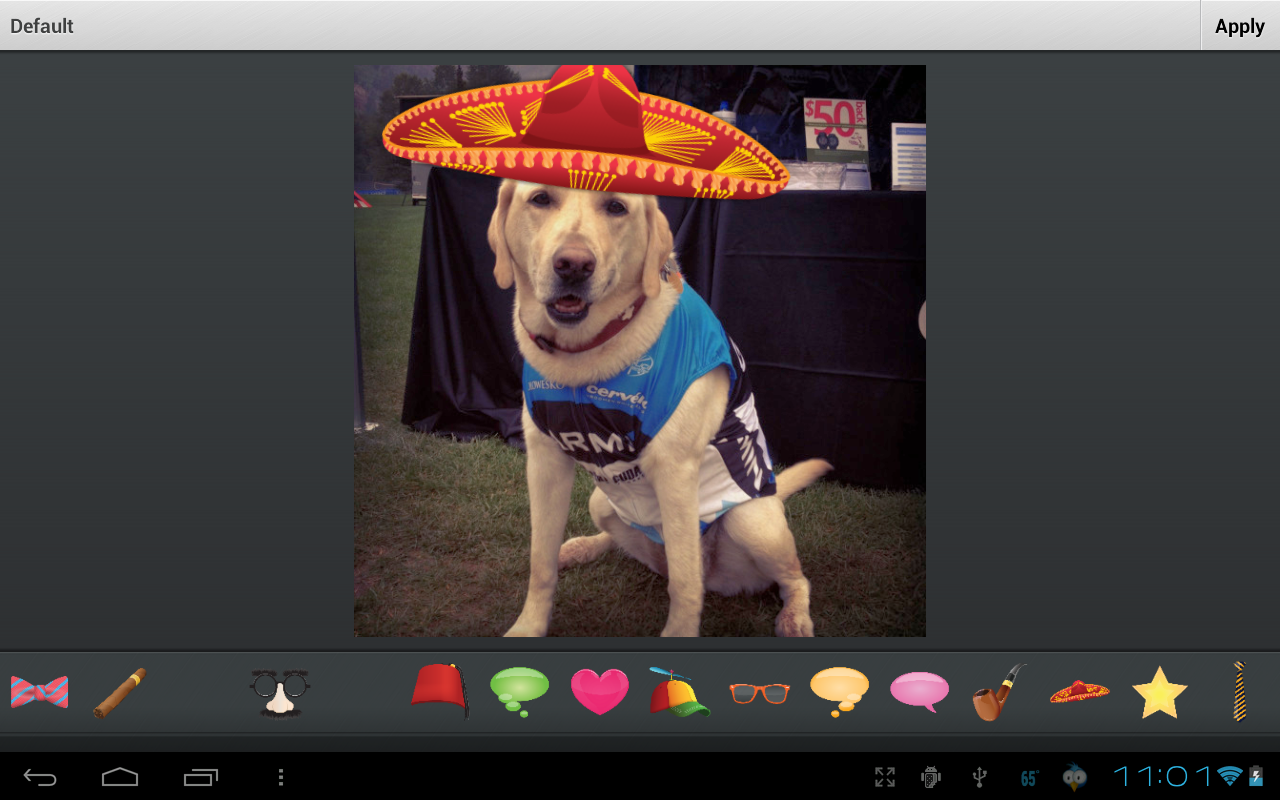 Photo Effects Plugin by Aviary - screenshot