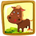 Find Animal (kids learning) icon