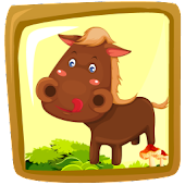 Find Animal(kids fun learning)