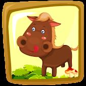 Find Animal(kids fun learning)