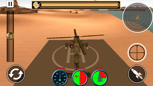 Gunship Warfare Mission