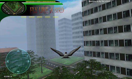 Fly like a bird 3 lite- screenshot thumbnail