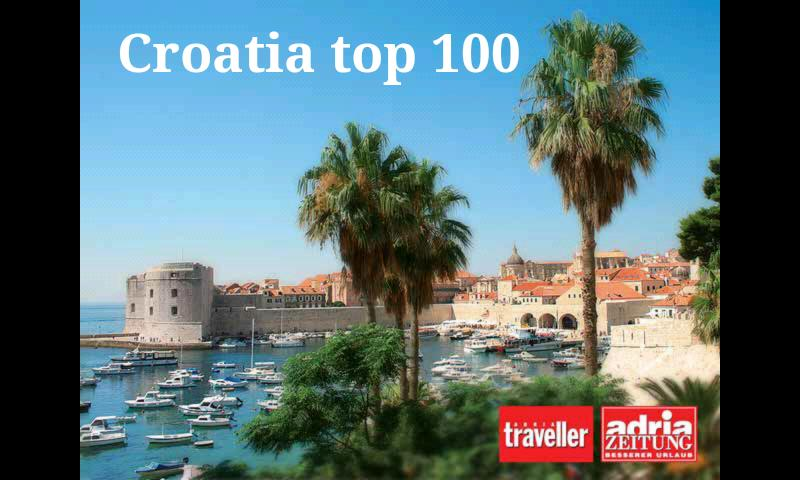 Croatia Top 100 - screenshot