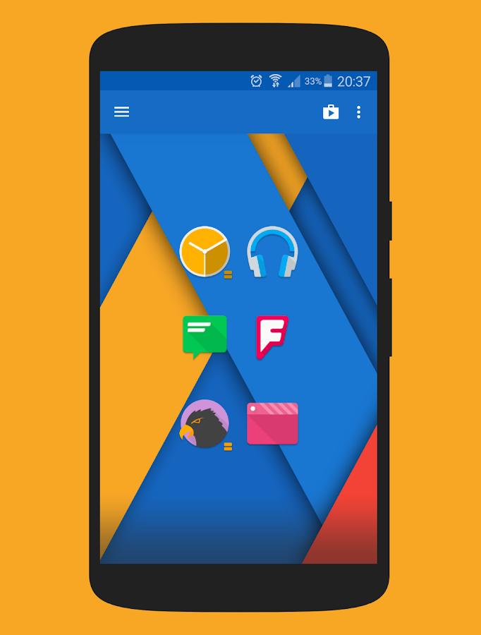 Phix - Icon Pack - screenshot