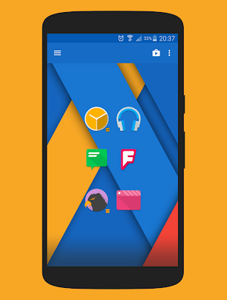 Phix - Icon Pack - screenshot