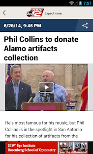 KSAT.com - screenshot thumbnail