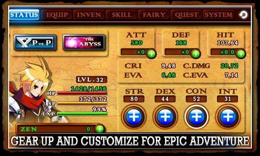 ZENONIA® 4 - screenshot thumbnail
