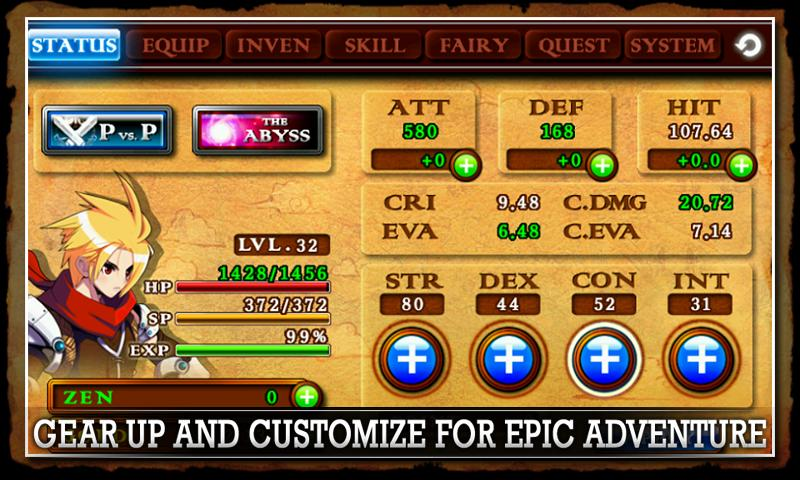ZENONIA® 4- screenshot