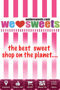 WeLuvSweets screenshot 0