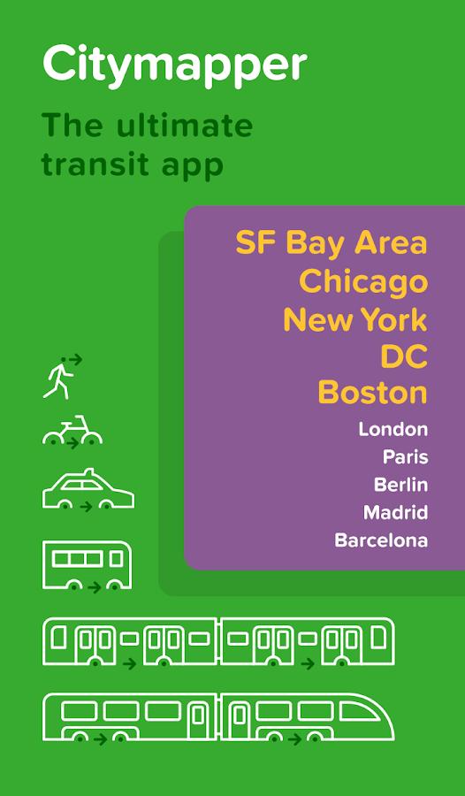 Citymapper App Android Su Google Play