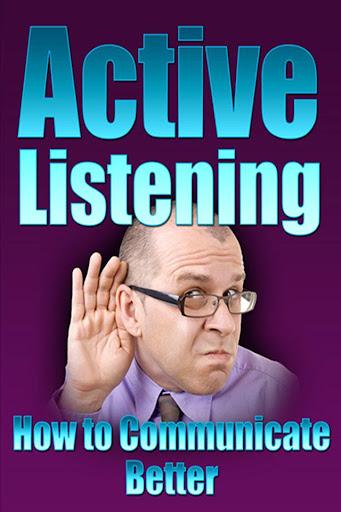 【免費書籍App】Active Listening-APP點子
