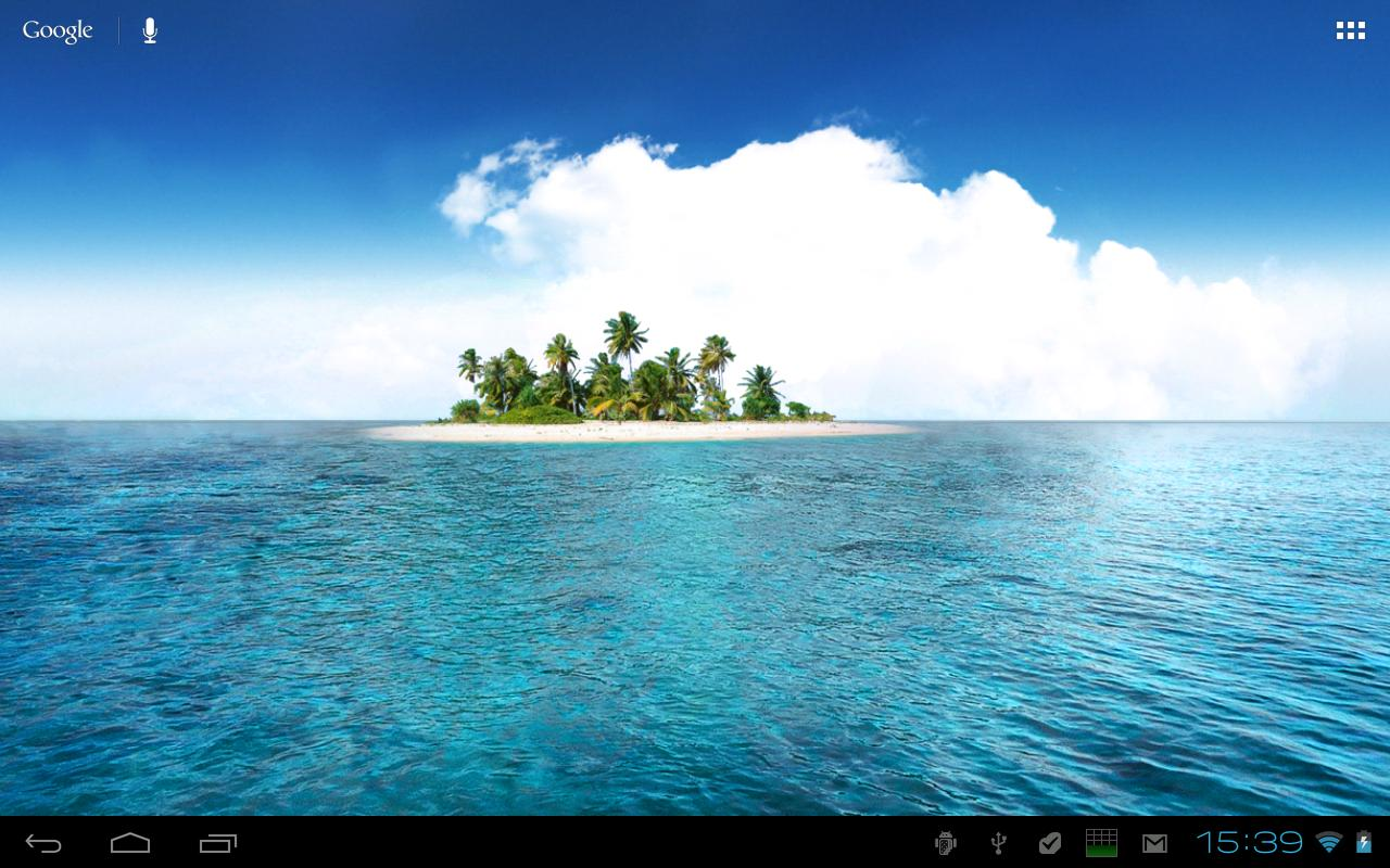Island HD lite- screenshot