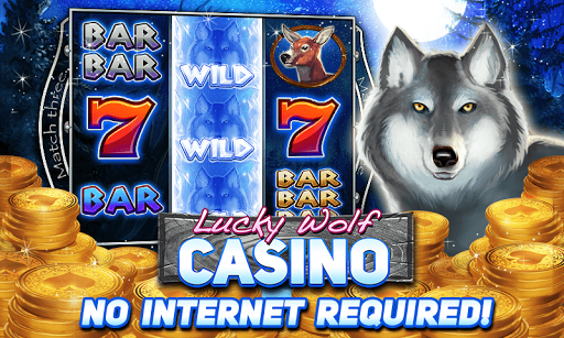 老虎機幸運狼賭場老虎機 Lucky Wolf Slots