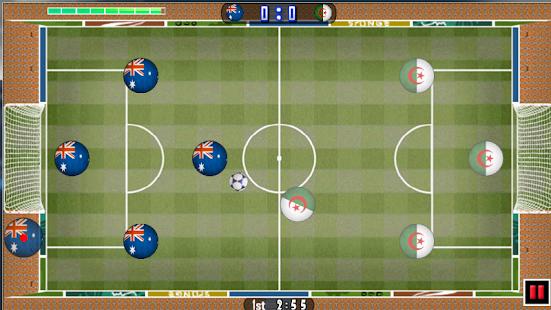 Finger Soccer Lite - screenshot thumbnail