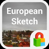 European Dodol Locker Theme 1.0.0