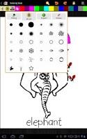 Screenshot of Kid Coloring - Animal