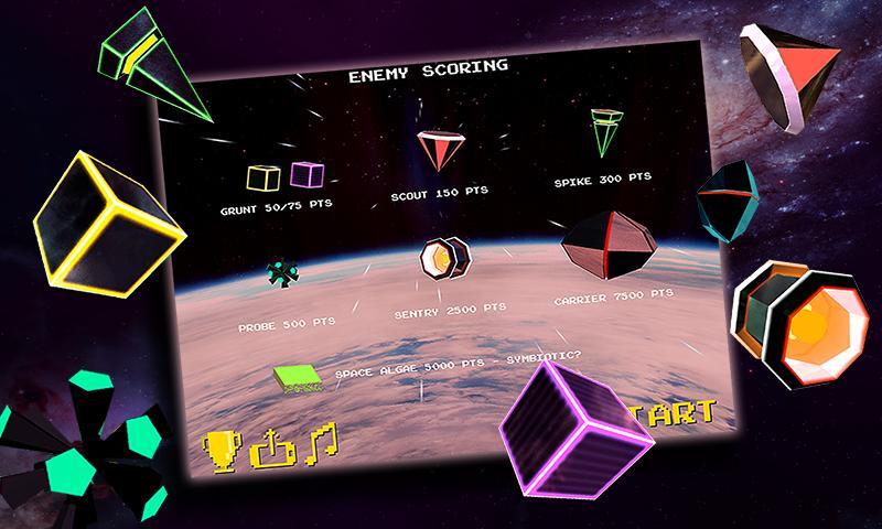 TriBlaster - screenshot