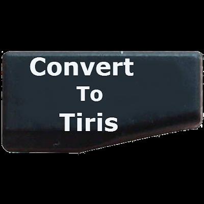 Transponder Tiris Converter