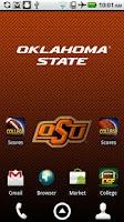 Screenshot of Oklahoma State Live Wallpaper