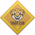 Cub Scout Tiger Badge logo