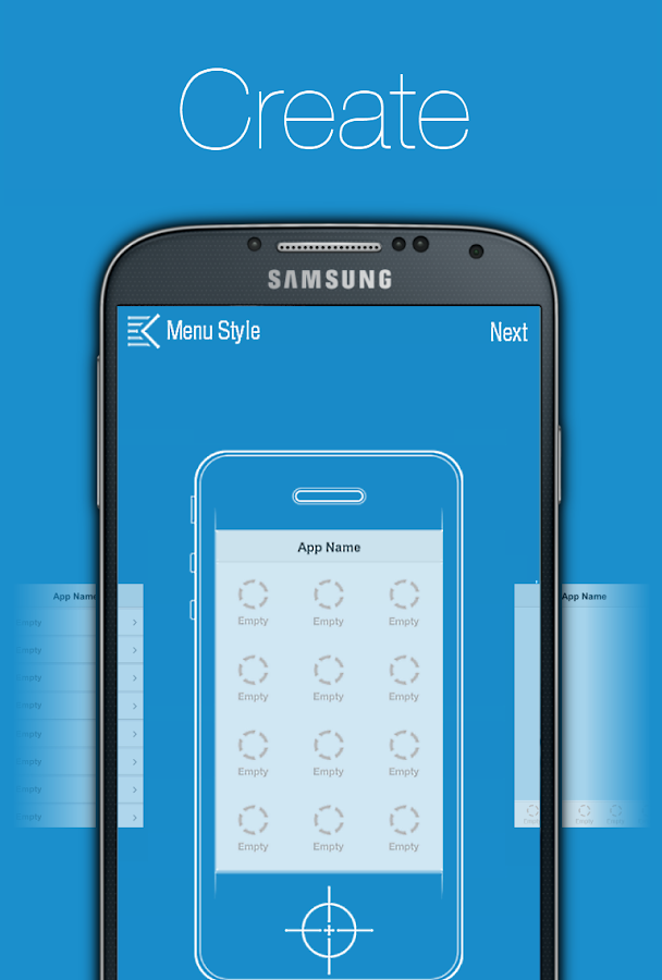Igenapps create beautiful apps in minutes android apps for Designing an iphone app