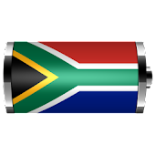 South Africa - Battery Widget