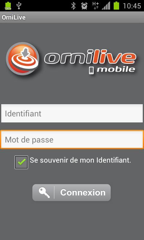 OrniLive- screenshot