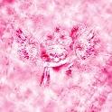 Pink Skull logo