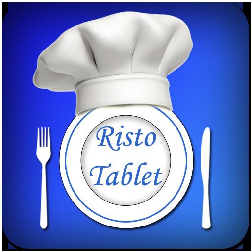 RistoTablet menù interattivo LOGO-APP點子