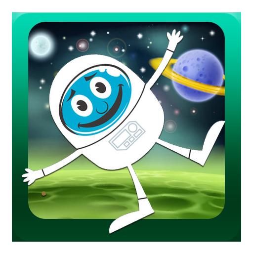 太空飛人 LOGO-APP點子