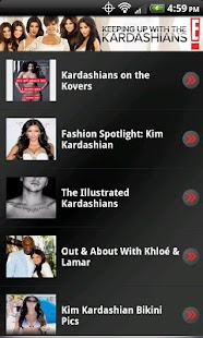 Keeping Up w/ Kardashians Intl - screenshot thumbnail