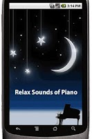 Screenshot of Relax Sounds of Pianos