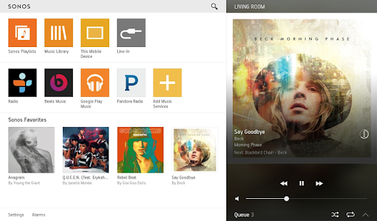 Sonos Controller for Android Screenshot 10