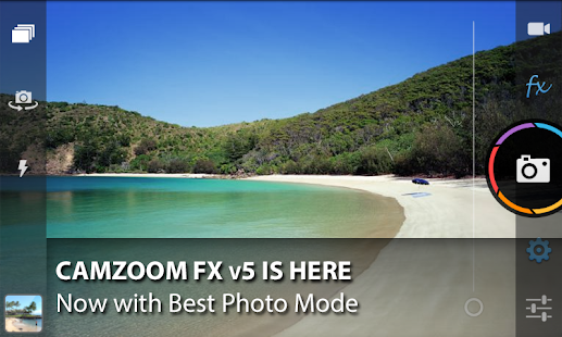 Camera ZOOM FX - screenshot thumbnail