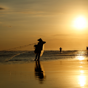 Fisherman by Fiqih al Aziz - People Street & Candids (  )
