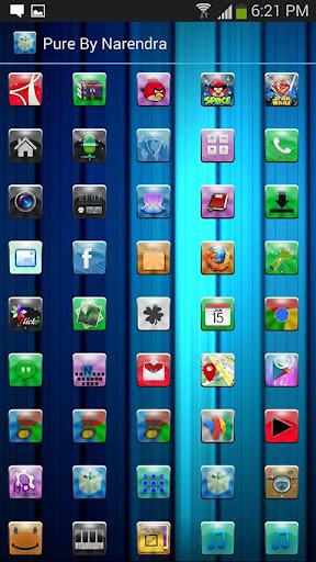 免費個人化App Pure Theme 阿達玩APP