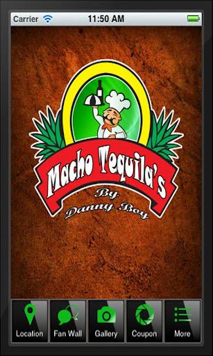 【免費商業App】Macho Tequila-APP點子