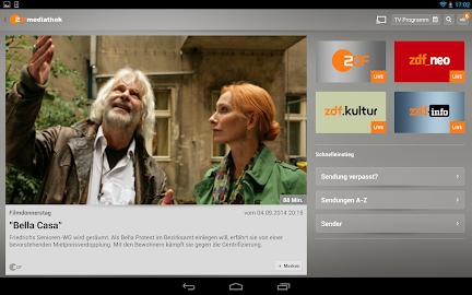 ZDF-App Screenshot 11